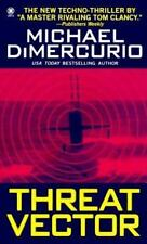 Threat Vector, DiMercurio, Michael, Good Condition, Book