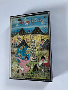 Talking Heads – Little Creatures cassette 1985, Alternative/Indie