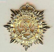 Cap Badge Royal Army Service Corps GV1 (No 19)