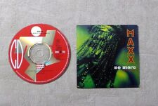 """CD AUDIO MUSIQUE / MAXX """"NO MORE (I CAN'T STAND IT)"""" 2T CDS 1994 CARDSLEEVE"""