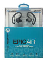 JLab Audio Epic Air Sport True Wireless Bluetooth APTX Earbuds Headphone 6 hours