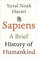 Englische Sachbücher Yuval-Noah-Harari