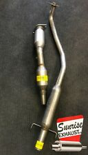 2003-2004 TOYOTA MATRIX 1.8L ENG 2WD CATALYTIC CONVERTER / RESONATOR PIPE