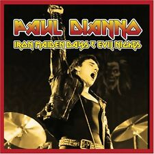 Iron Maiden Days & Evil Nights - Paul Dianno (2007, CD NIEUW)