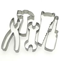 Construction Maintain Tools Special Stainless Steel Cookie Cutter Biscuit Set