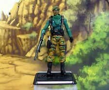 GI JOE SGT STALKER CUSTOM Action Figure COMPLETE 3 3/4 C9+ 2007