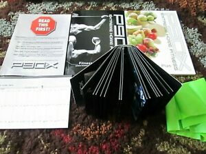 Beachbody P90X Extreme Home Fitness Complete 13 DVD Box Set w/ DVD Replacement