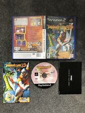 PlayStation 2 - Dragons Lair 3D Special Edition  (Superb Condition) UK PAL PS2