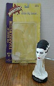 Bride of Frankenstein Little Big Head Universal Monsters/Ser 1 /Loose w Package