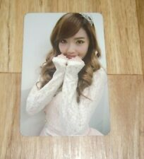 Girls' Generation SNSD 3rd Repackage Mr. Taxi Album Jessica Official Photo Card