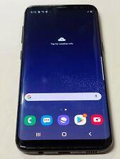 New listing Samsung Galaxy S8 Sm-G950U1, 64Gb, Unlocked, Back Door, Shadow, Bh%82 : Aa260