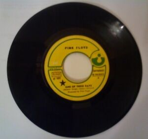 PINK FLOYD - One Of These Days / Fearless - '7/45 giri 1972 Italy EMI / HARVEST