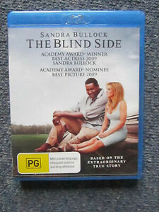 DVD BLU-RAY THE BLIND SIDE   GREAT  *** MUST SEE ****