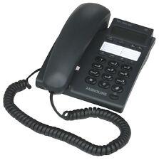 Freisprechtelefon mit Rufnummeranzeige Audioline 39G clip Komforttelefon Display