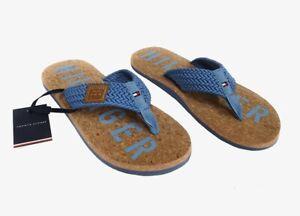 NEUE TOMMY HILFIGER Herren Freizeit Beach Sandalen Bade Schuhe Sommer SANDALS