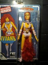 Figures toy co.Dc The New Teen Titans Starfire 8 Inch Action Figure new