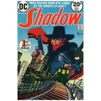 Shadow (1973 series) #1 in Very Fine minus condition. DC comics [*ji]