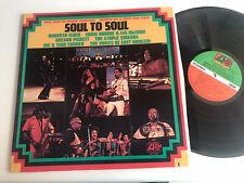 Soul To Soul Soundtrack LP Live in Ghana West Africa