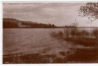 Postcard - Lochearnhead Leven and Castle Kinross.     (Ref A25)