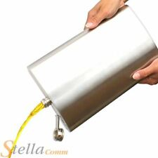 Giant Stainless Steel Hip Flask 3 Pint Novelty Drinking Hipflask Gift