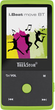 MP3-Player, MP4-Player TrekStor® i.Beat move BT 8 GB Grün Bluetooth®, Sprachaufn