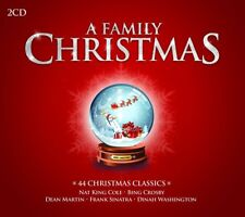 Christmas Favourites feat. Bing Crosby, Dean Martin, Frank Sinatra 2 CD NUOVO