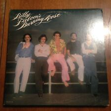 Billy Falcon's Burning Rose-self Titled-lp-ua-0698 Nm