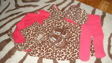 GYMBOREE 6-12 01 1 SHOES DRESS LOT TEACHERS PET LEOPARD