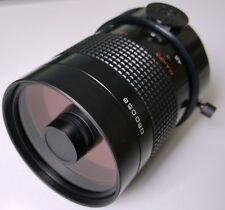 New Russian MC Rubinar f10 / 1000 camera lens Telephoto Macro Bokeh