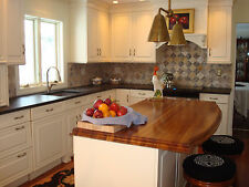 25 years in business:  Custom Teak Wood Countertops, any size, shape, finish!