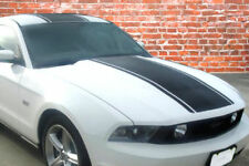 2010 2011 2012 Ford Mustang Rally Racing Center Solid Stripes Graphics Decals