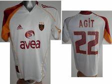 RARE 2005-06 FC Galatasaray AGIT #22 Football Jersey Third Soccer Shirt size - S