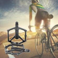 Mountain Bike Pedals Bearing Bicycle Flat for BMX Road MTB Cycling Aluminium