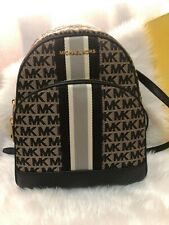 Authentic Michael Kors Abbey Medium Backpack