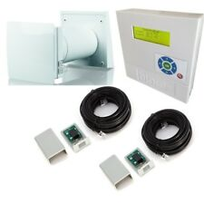 BioCom Keller- und Raumentfeuchtungs-Set mit Wärmerückgewinnung, inkl Luftfilter