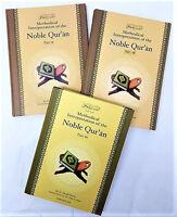 Methodical Interpretation of Noble Qur'an 3 Parts - Juz 28, 29, 30 (Hardback)