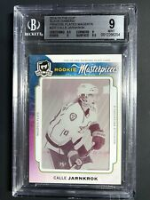 2014-15 The Cup Calle Jarnkrok Rookie Printing Plate 1/1 Graded BGS 9 MINT