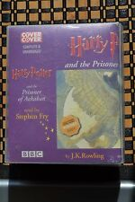 Harry Potter And The Prisoner Of  Azkaban Audio Book Stephen Fry Cassette Tapes