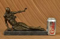 Salvador Dali Rare Venus With Drawers Bronze Sculpture Nude Female Signed NRNR
