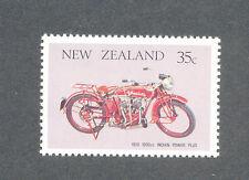 Vintage Moto-Indian Power Plus Moto (Nouvelle-Zélande) neuf sans charnière-numéro de 1976