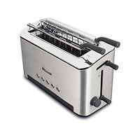 Kenwood Elektro TTM 610 Persona Aluminium gebürstet Toaster