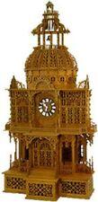 Dome Clock Scroll Saw Pattern