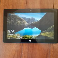 Microsoft Surface Pro 128GB, (WINDOWS 8) Wi-Fi - Black, SOLD AS IS
