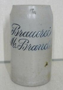 alter Maßkrug Brauerei Michael Brandl Regensburg
