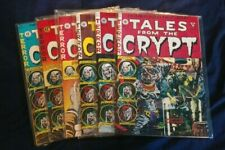 TALES FROM THE CRYPT DOUBLE-SIZED ISSUES #1-6 - NM (EC Comics, 1992) - JackDavis