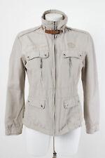 L Argentina Jacke Gr. S / 36 Baumwolle Somerjacke Military Casual Jacket