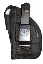 Gun Holster with magazine pouch Sig/Sauer p290 W/Laser