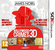 James Noir's Hollywood Crimes Nintendo 3DS IT IMPORT UBISOFT