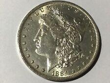 1 Morgan Dollar 1884 O / 1884 Cc/1884 #231#
