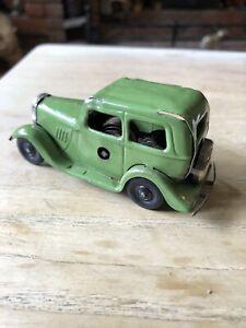 Vintage Tri Ang Minic Clockwork Car